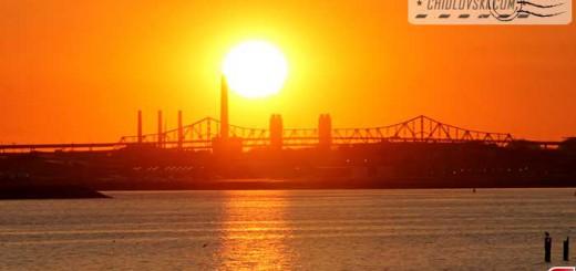 tobin-bridge-sunset