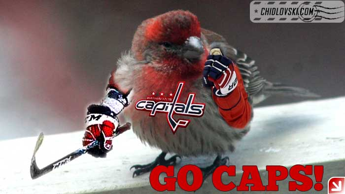 Go Caps!