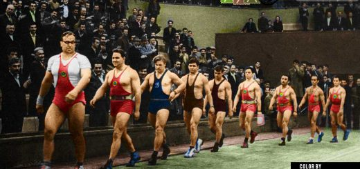 Parade of Champions in 1962