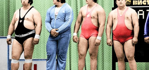 Super Heavyweights  in 1979