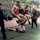 Pioneers, 1936