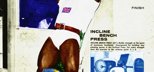 Incline Press by Louis Martin