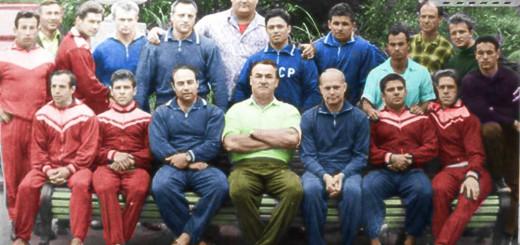 Team CCCP 1963