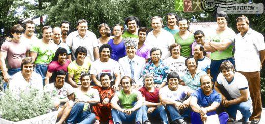 Team CCCP 1980