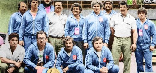 Team Czechoslovakia 1980