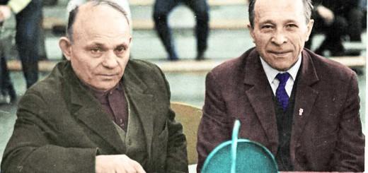 Kosarev and Shatov