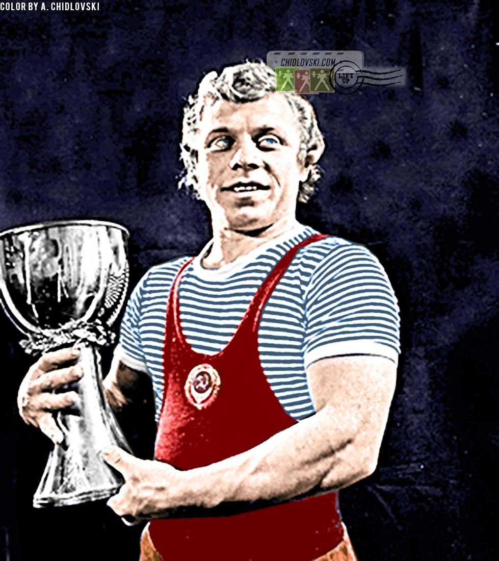 Rigertomania in Kemerovo: Olympic Champion Alexander Voronin