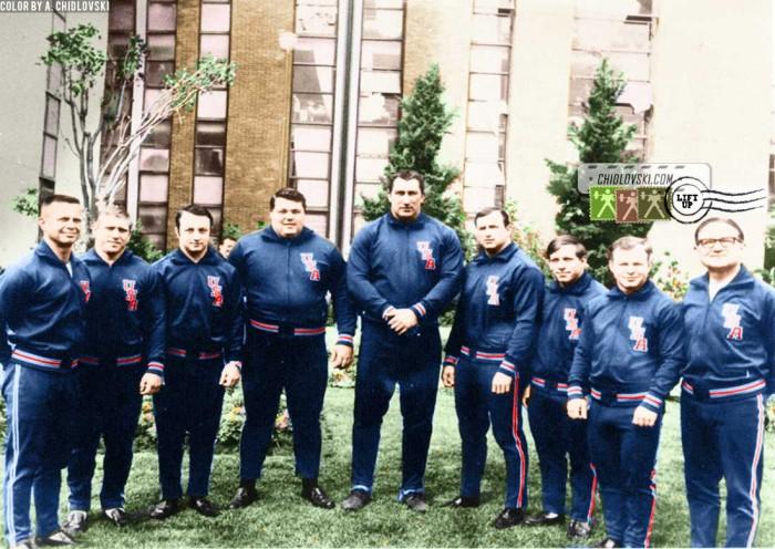 Team USA 1968