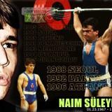 Naim Suleymanoglu (1967-2017)