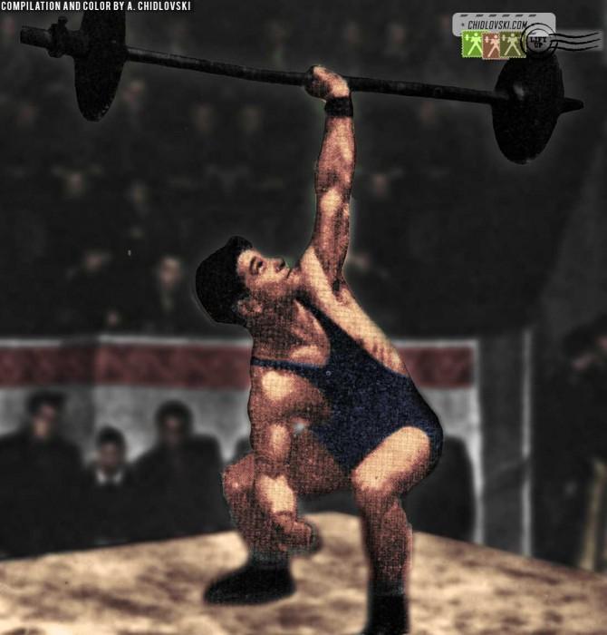 mekhanik-1936