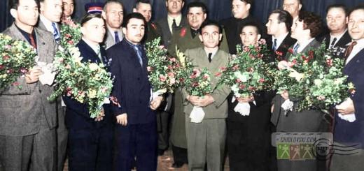 Team USSR 1954