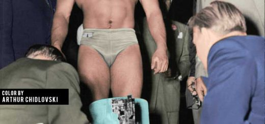 kono-1953-weighin