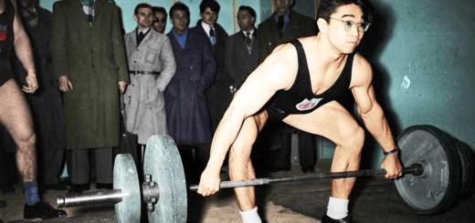 kono-1954-warmup
