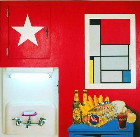 Pop Art Showcase - Tom Wesselmann