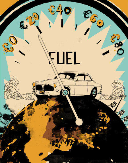 Pop Art Showcase - Fuel