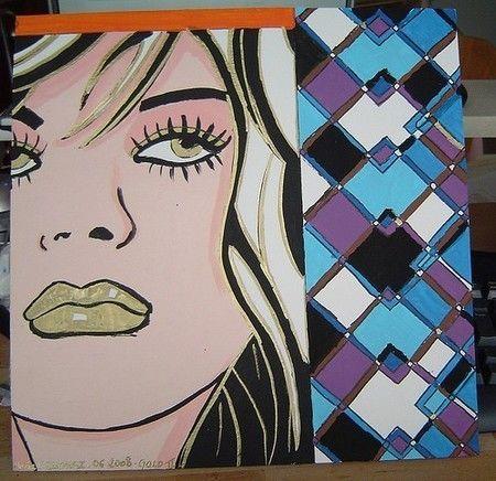 Pop Art Showcase - Marie C. Cudraz