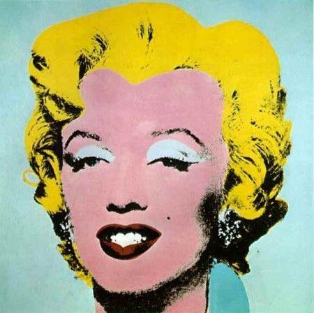 Pop Art Showcase - Andy Warhol