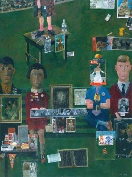 Pop Art Showcase - Peter Blake